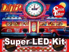 2. DINER LED Kit w Super LEDs