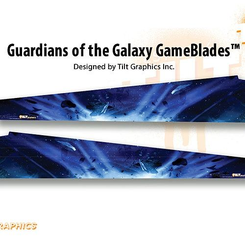 Guardians of the Galaxy: Solar Winds GameBlades