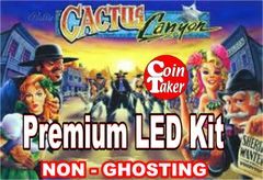 1. CACTUS CANYON LED Kit with Premium Non-Ghosting LEDs