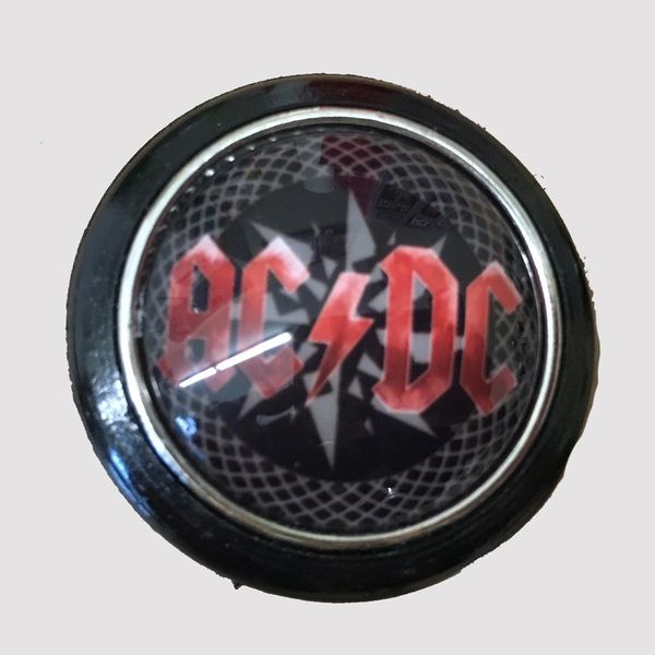 AC/DC Red Star Shooter Rod
