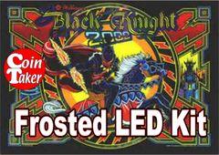 3. BLACK KNIGHT 2000 LED Kit w Frosted LEDs