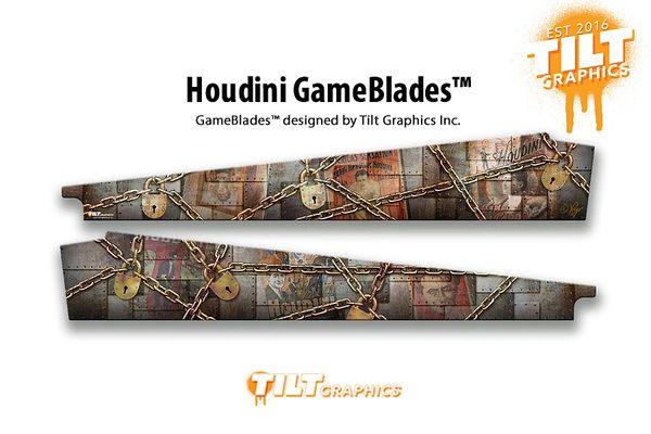 Houdini GameBlades