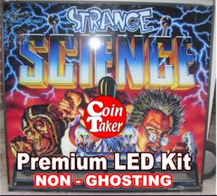 1. STRANGE SCIENCE LED Kit with Premium Non-Ghosting LEDs