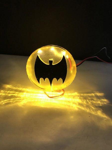 Batman 66 Bat Signal Mod