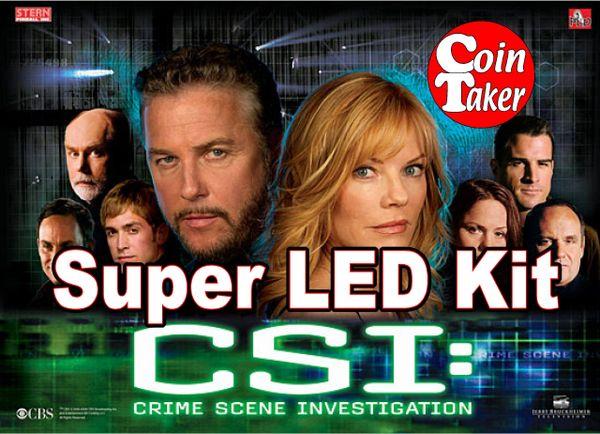 CSI-2 Pro LED Kit w Super LEDs