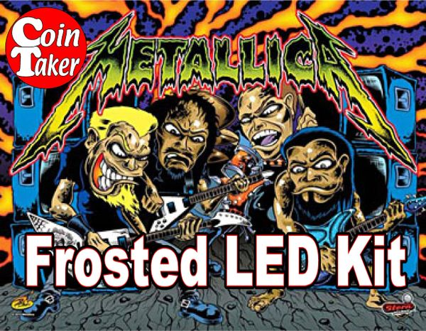 METALLICA-3 LED Kit w Frosted LEDs