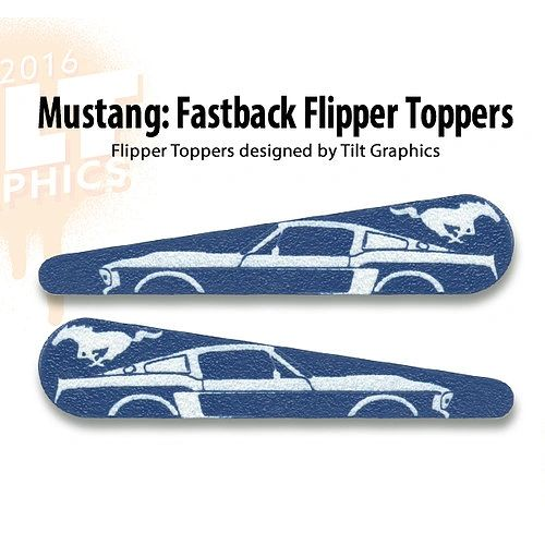 Mustang: Fastback Flipper Toppers