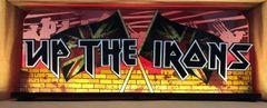 Iron Maiden Pinball Topper