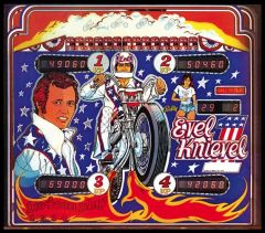3. EVEL KNIEVEL LED Kit w Frosted LEDs