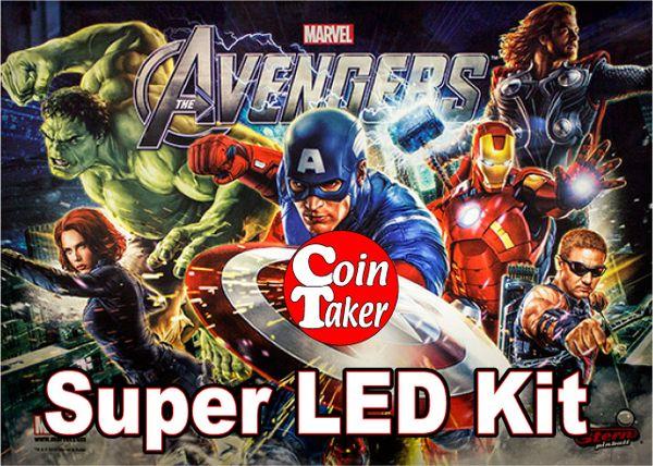 AVENGERS-2 Pro LED Kit w Super LEDs
