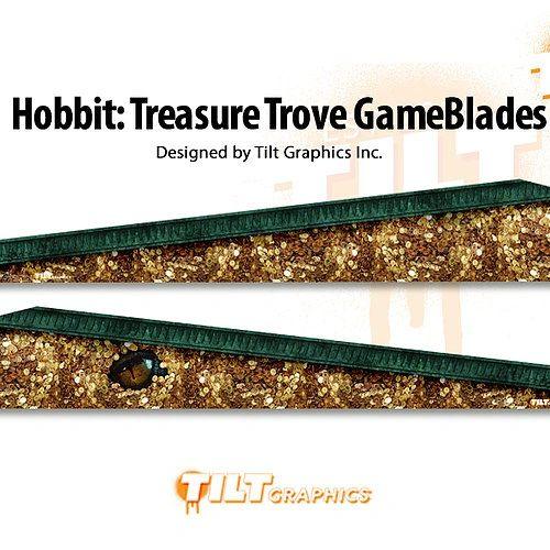 Hobbit: Treasure Trove GameBlades