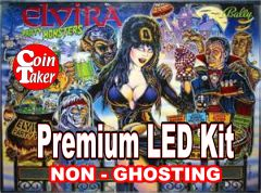 1. ELVIRA & PARTY MONSTERS LED Kit with Premium Non-Ghosting LEDs