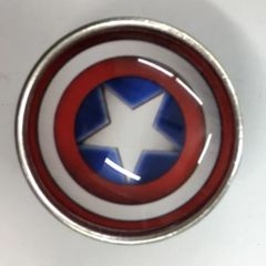 Captain America Small Shield Shooter Rod