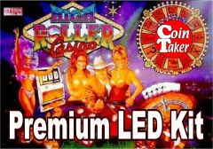 High Roller Casino-1 LED Kit w Premium Non-Ghosting LEDs