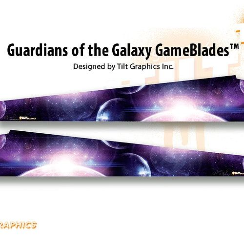 Guardians of the Galaxy: Planets GameBlades