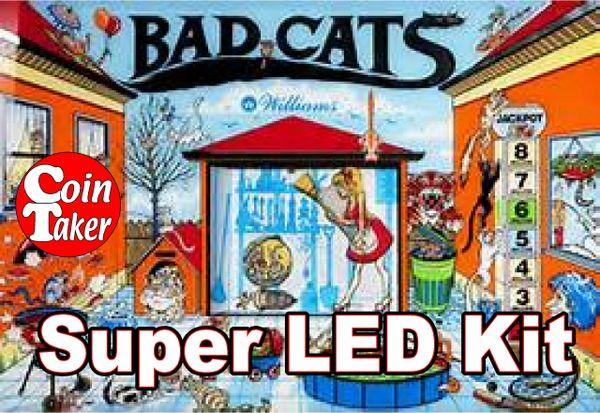 2. BAD CATS LED Kit w Super LEDs