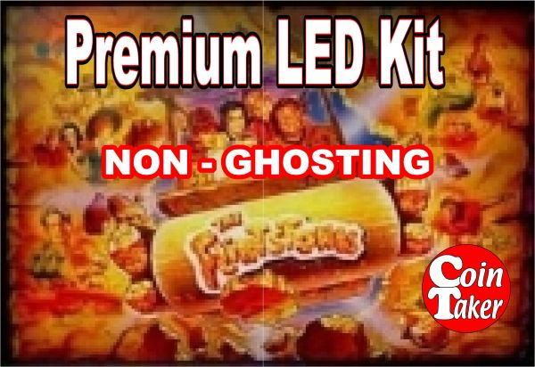 1. FLINTSTONES LED Kit with Premium Non-Ghosting LEDs