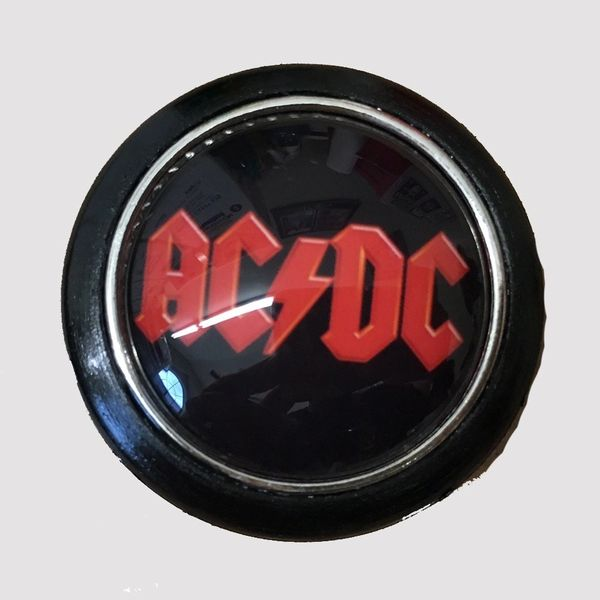 AC/DC Red Shooter Rod