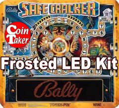 3. SAFE CRACKER LED Kit w Frosted LEDs