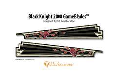 Black Knight 2000: Fist GameBlades