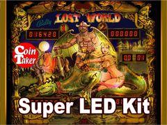 2. LOST WORLD (1978) LED Kit w Super LEDs