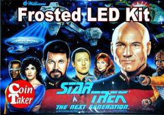3. STAR TREK NEXT GENERATION LED Kit w Frosted LEDs