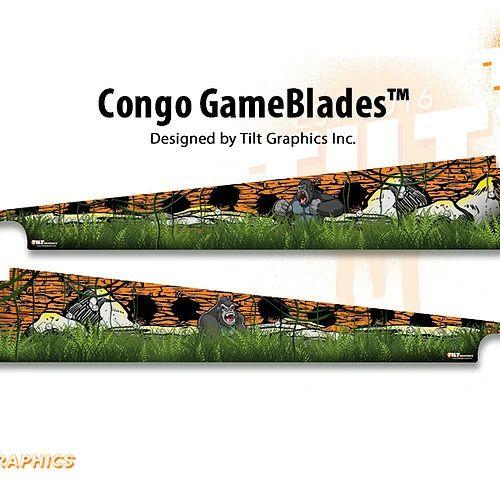 Congo GameBlades