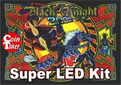 2. BLACK KNIGHT 2000 LED Kit w Super LEDs