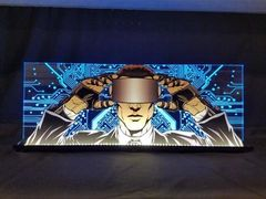 JOHNNY MNEMONIC TOPPER