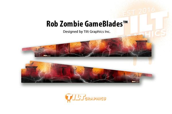ROB ZOMBIE GAMEBLADES