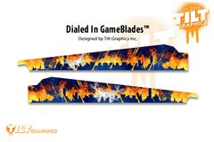 DIALED IN GAMEBLADES