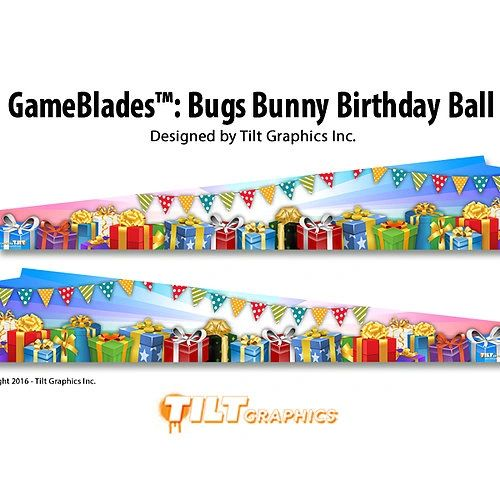 Bugs Bunny Birthday Ball GameBlades