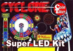 2. CYCLONE LED Kit w Super LEDs