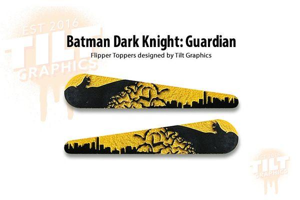 Batman Dark Knight Guardian Flipper Toppers