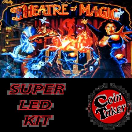 2. THEATRE OF MAGIC Kit w Super LEDs