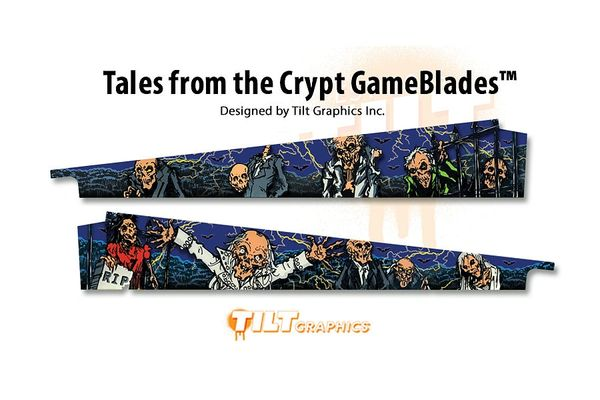TALES FROM THE CRYPT CLASSIC GAMEBLADES