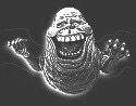 GHOSTBUSTERS SLIMER ACRYLICS