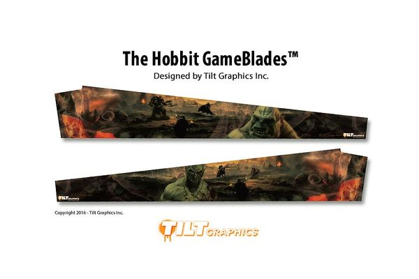 Middle Earth GameBlades