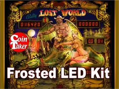 3. LOST WORLD (1978) LED Kit w Frosted LEDs