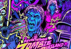 Retro Atomic Zombie Adventureland