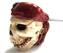 POTC SKULL SHOOTER ROD