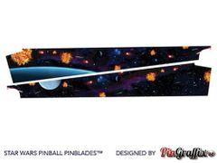 Star Wars Pinball Inner Art PinBlades