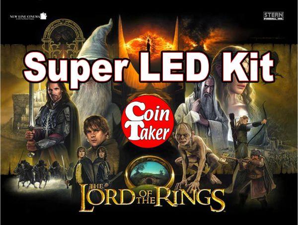 LORD OF THE RINGS-2 LED Kit w Super LEDs