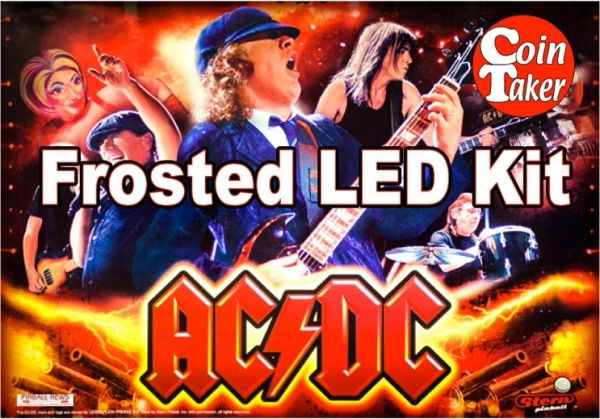 AC/DC-3 Pro LED Kit w Frosted LEDs