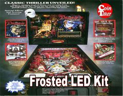3. PHANTOM OF THE OPERA LED Kit w Frosted LEDs