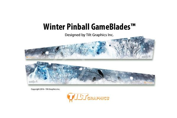 GAME OF THRONES WINTER GAMEBLADES