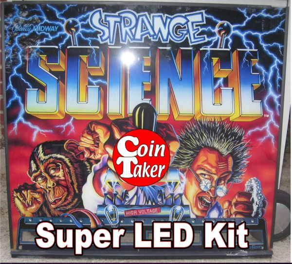 2. STRANGE SCIENCE LED Kit w Super LEDs