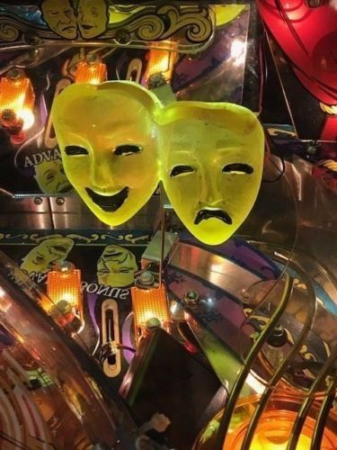 Theatre of Magic Masks