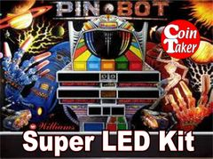2. PINBOT LED Kit w Super LEDs