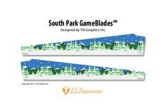 SOUTHPARK GAMEBLADES